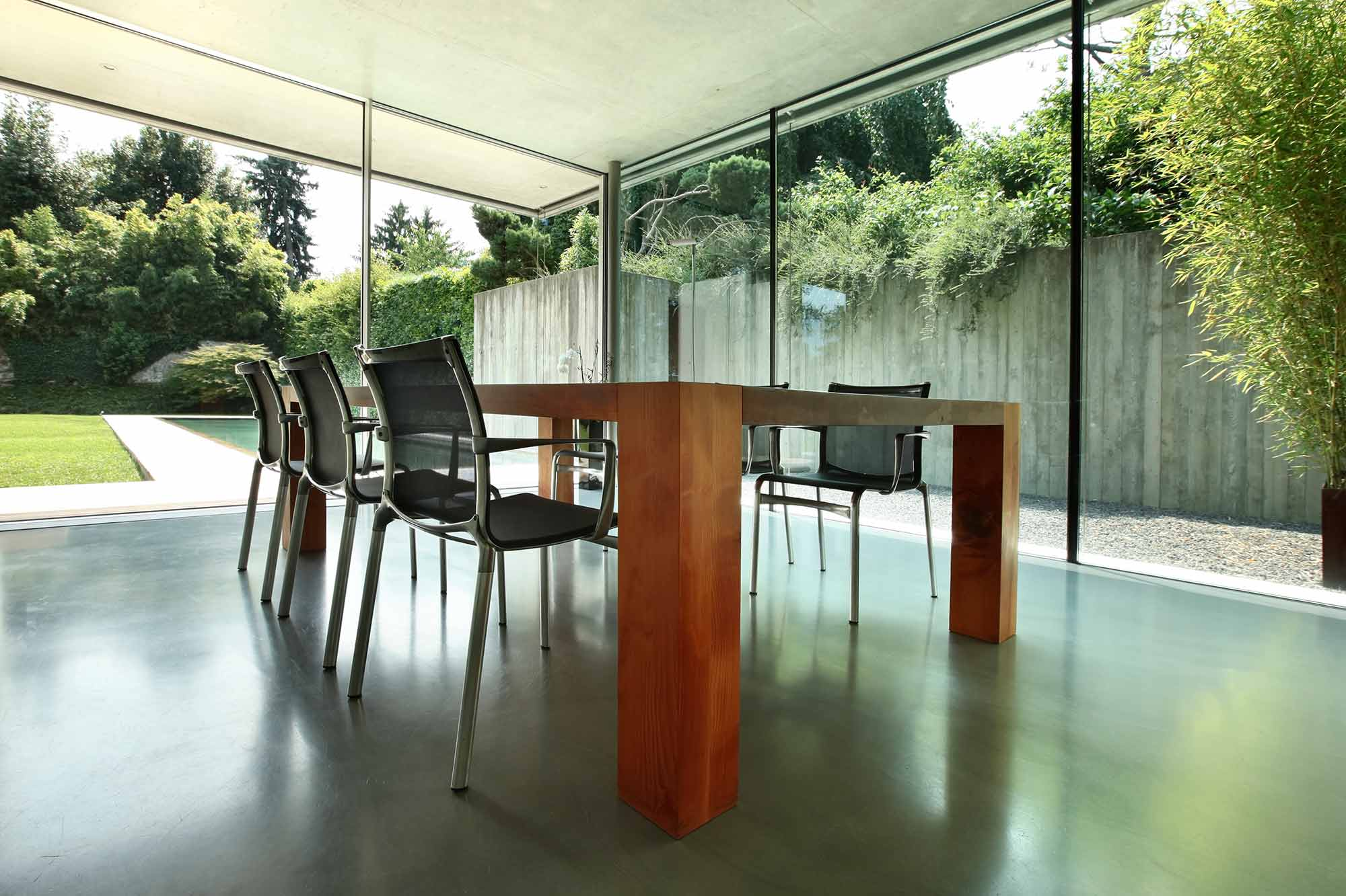Veranda - Burke Concrete Polishing