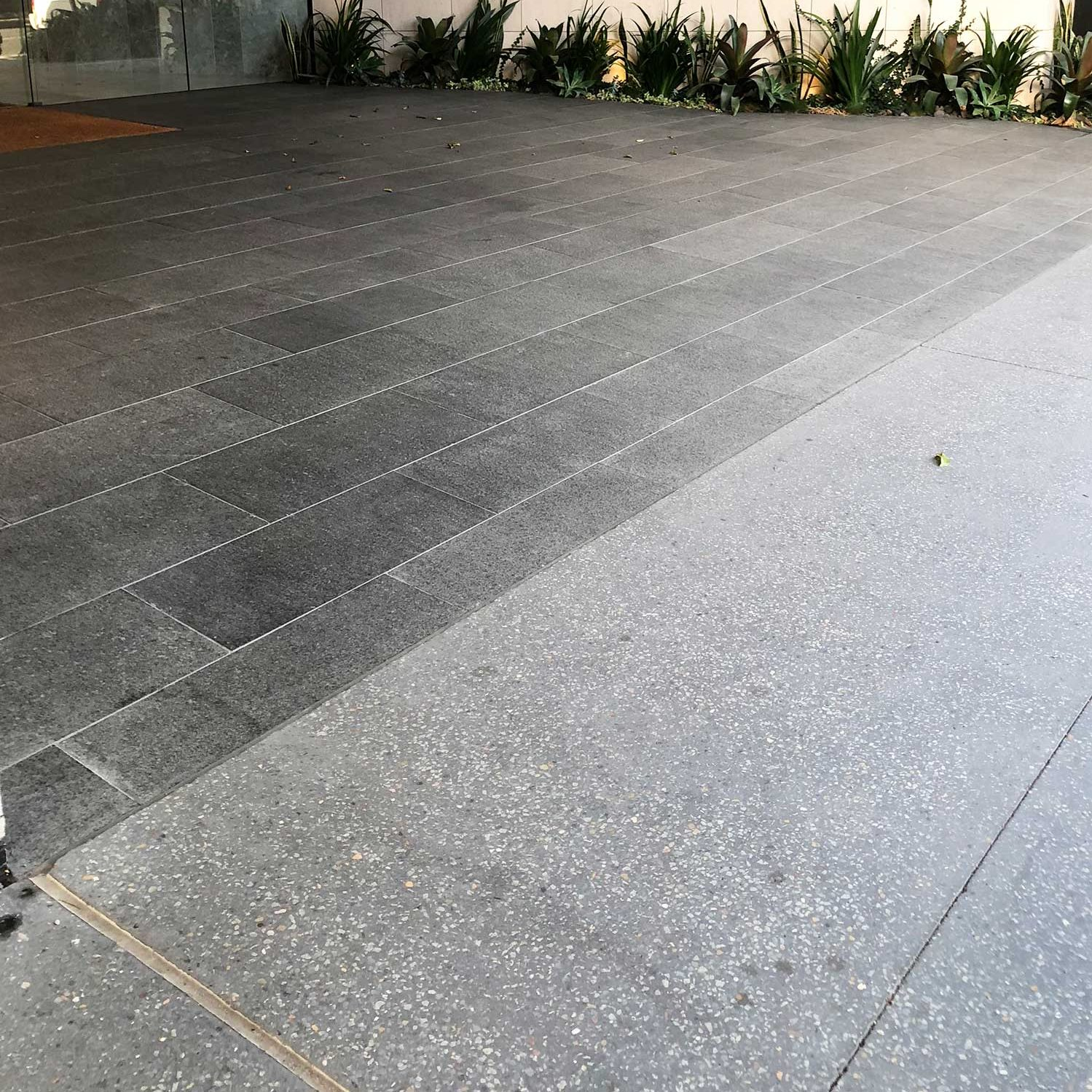Footpath by Burke Concrete Polishing