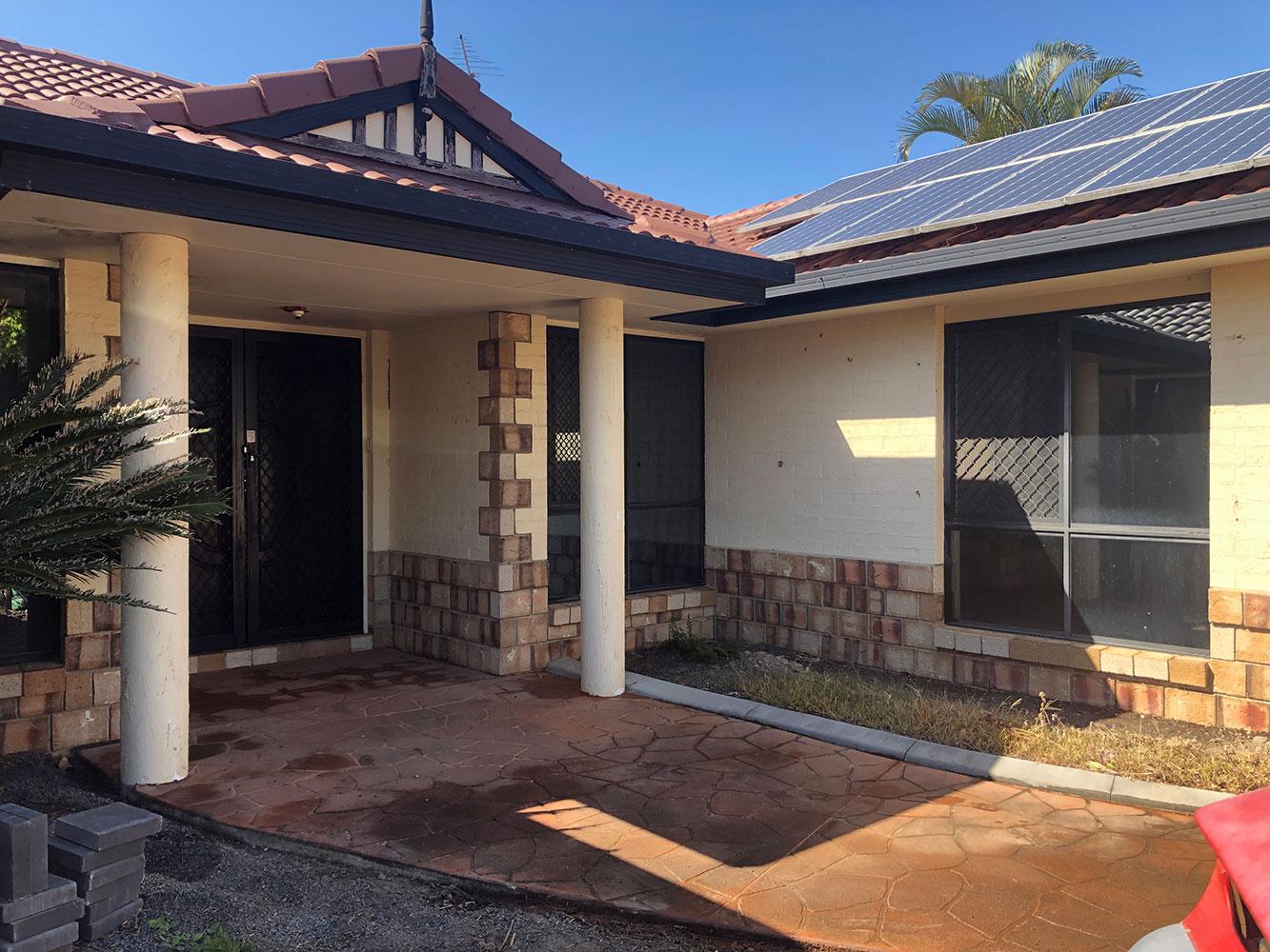Spring Sale 2020 (Before) Burke Concrete Resurfacing
